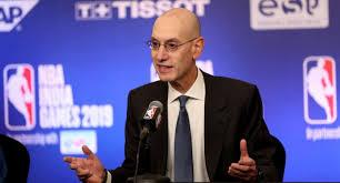 莫雷事件让NBA赛事损失多大,下赛季工资帽可能下降10%