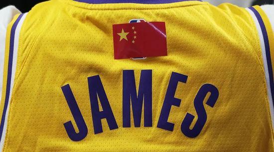原来反对肖华怼莫雷的人是詹皇,这才是真正的NBA门面