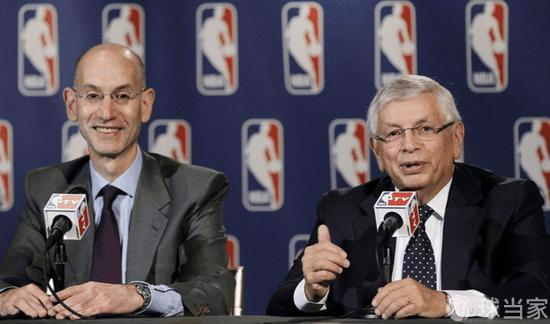 前NBA总裁斯特恩突发脑溢血!已经接受紧急手术治疗